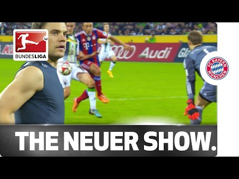 World-Class Neuer Saves a Point for Bayern