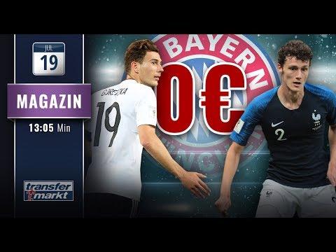 Einziger BuLi-Klub ohne Transfer-Ausgaben: Was plant der FC Bayern? | TRANSFERMARKT