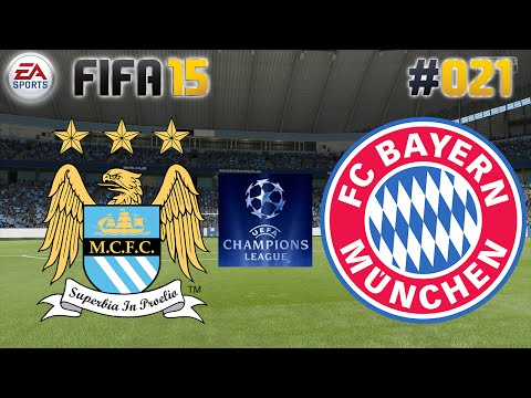 FIFA 15 #021 Man City vs. FC Bayern ★ Champions League ★ Let's Play FIFA 15 Multiplayer [Deutsch]