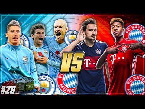 RÜCKSPIEL-SHOWDOWN VS. MAN CITY!! 😈🔥⚔️ – FIFA 18 FC Bayern Karriere #29