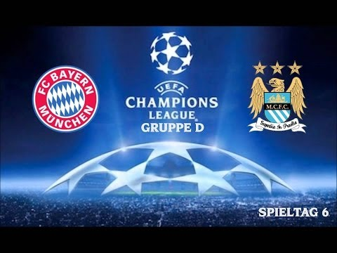 PES 2014 Gameplay – FC BAYERN MÜNCHEN VS MANCHESTER CITY