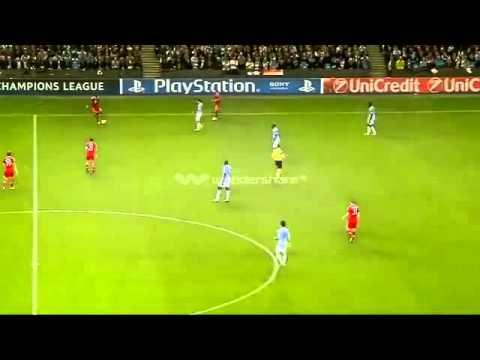 Bayern Munich Tiki Taka vs Manchester City 2013