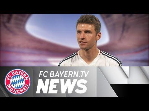 FC Bayern ahead of Köln – Thomas Müller: The game will do us good