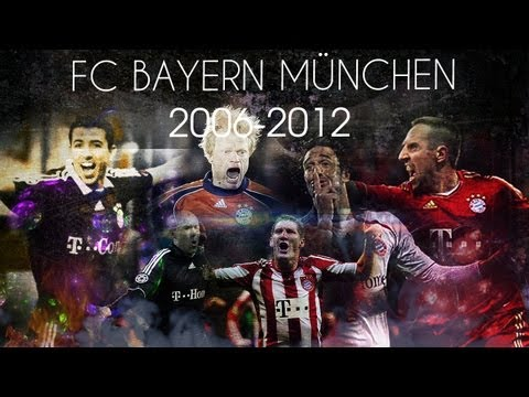 FC Bayern München – Goals,Skills,Emotions [HD]