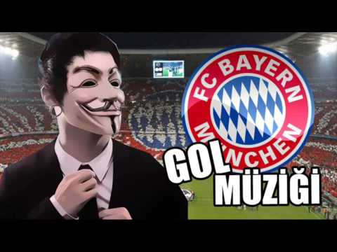 BAYERN MÜNİH GOL MÜZİĞİ (Bayern Munchen Goal Song)