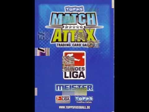 FC Bayern München – Match Attax 2009/10 – Stern des Südens