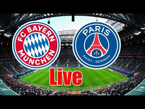 Bayern Munich vs PSG – International Champions Cup 2018