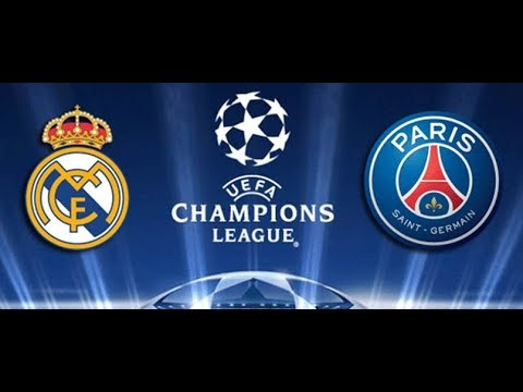 👑 Real Madrid vs PSG ⚽ LIVE STREAM HD Champions League 14/02/2018 Live Stats + countdown
