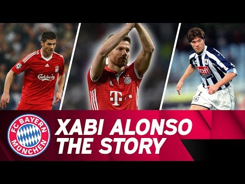 Xabi Alonso – The Story of Living Legend