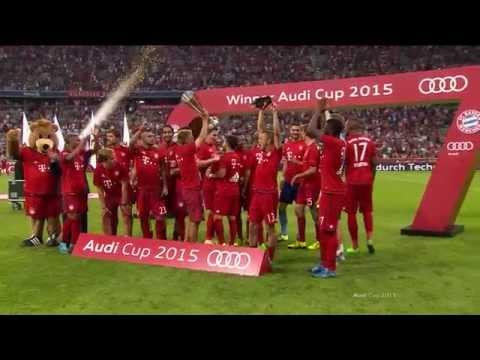 FC Bayern München gewinnt gegen Real Madrid