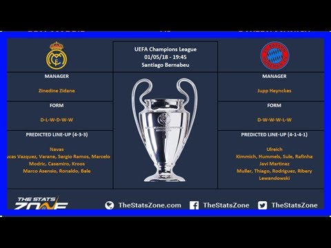 Breaking News | Champions League In Focus – Real Madrid vs Bayern Munich Preview