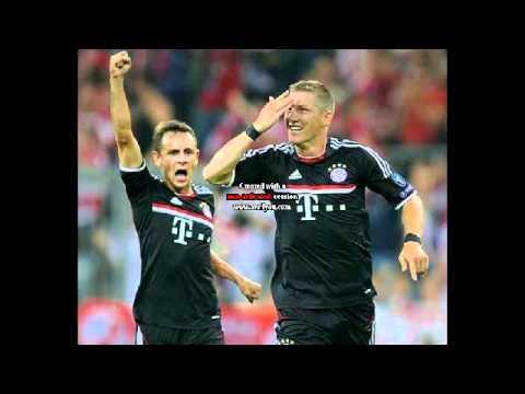 FC Bayern München Torhymne 2011/2012 Neu !