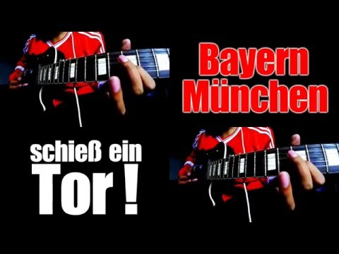 FC Bayern München Fan Chants Medley Instrumental Cover (Lyric Included)