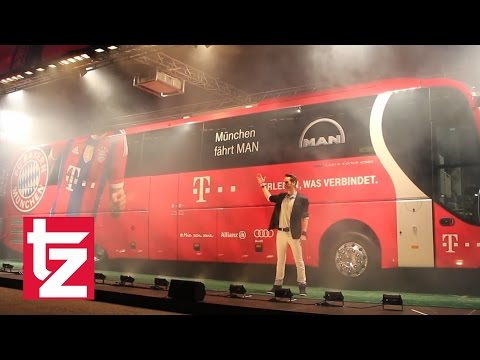 Nach BVB-Anschlag: Wie sicher ist der FC-Bayern-Bus?