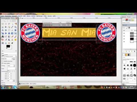 FC Bayern München Wallpaper •Speedart•