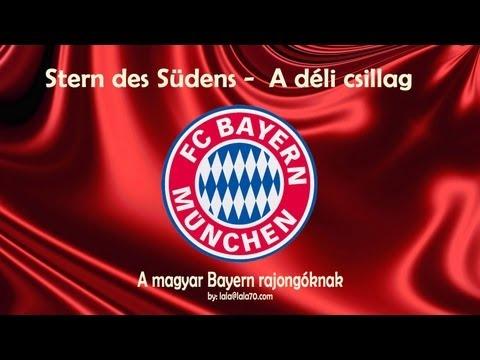 FC Bayern – Stern des Südens   – a déli csillag zeneszöveggel
