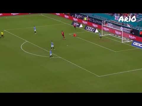 Arjen Robben Goal vs Manchester City 2018 (Pre season match)