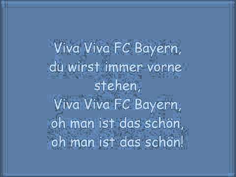 Viva viva fc bayern lyrics