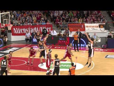17. Spieltag: FC Bayern München – ratiopharm ulm (80:78)