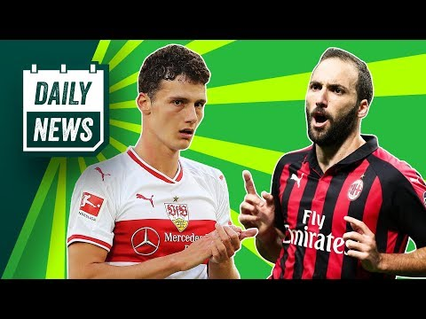 Higuaín to join Chelsea, Pavard signs for Bayern + VAR is WRONG! ► Onefootball Daily News