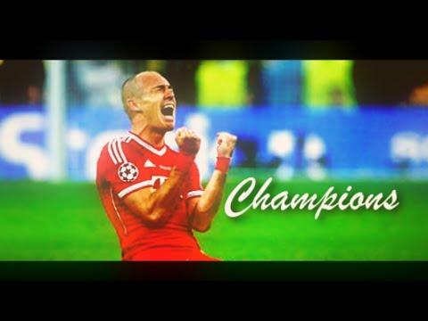 FC Bayern München – Champions • Road to Wembley