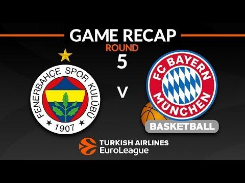 Highlights: Fenerbahce Istanbul – FC Bayern Munich