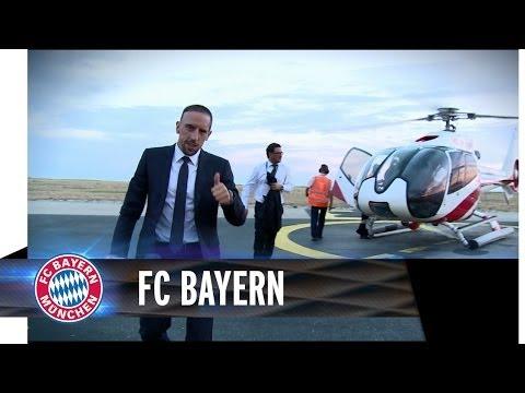 FC Bayern YouTube-Channel Trailer