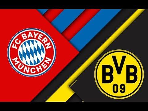 Bayern Munich 3-1 Borussia Dortmund – FULL HD HIGHLIGHTS