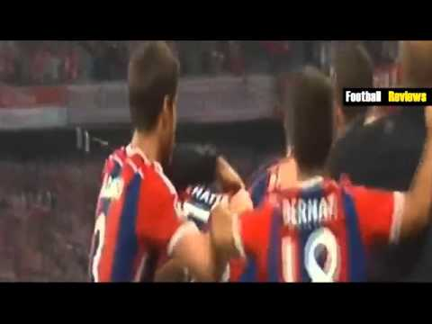 Bayern Munich vs Manchester City 1 0 Boateng Goal Champions League 2014   MP4 360p