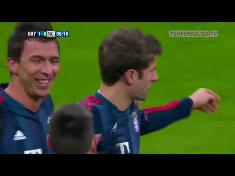 Bayern Munich vs Man City 2-3 All Goals & Highlights with English Commentary UCL 2013/14