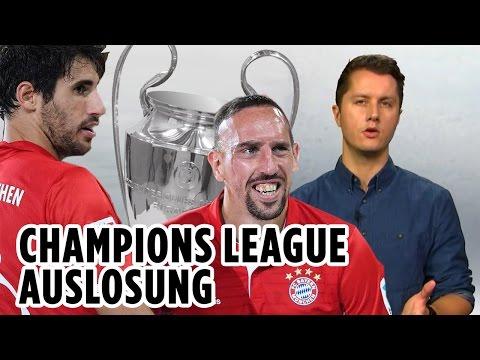 Champions League: Auslosung der Gruppen-Gegner live (Bayern München, Borussia Dortmund)