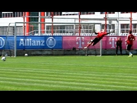 Awesome Goals • Nice Saves of Manuel Neuer – FC Bayern Munich