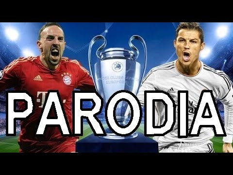 Canción Bayer Munich vs Real Madrid 1-2  (Parodia Nick Jam – No te Vayas) 2017