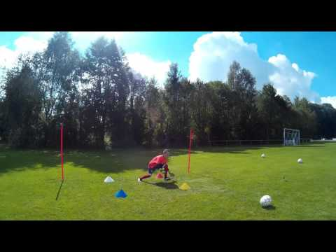 Ultimate Goalkeeper Training – Maurice MERKL(10) FC Bayern Munich