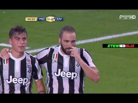 Paulo Dybala Vs PSG ⚽ Juventus Vs PSG 3-2 ⚽ HD #Dybala #Juventus