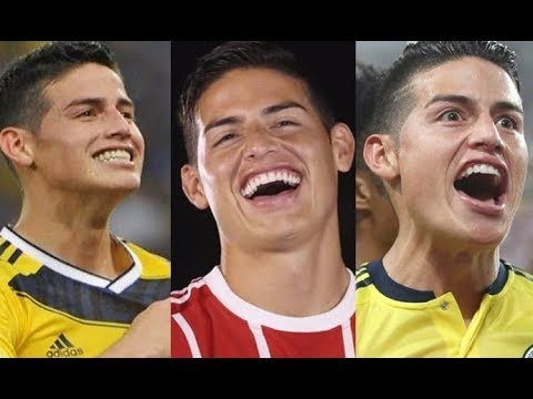 Best of James Rodriguez [FUNNY MOMENTS] – Bayern München, Real Madrid, Colombia