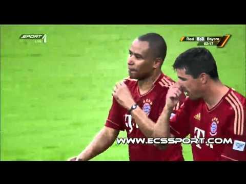 Real Madrid 8-3 Bayern München Fallrückzieher Tor Sergio