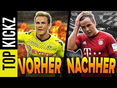Diese Stars wurden vom FC Bayern ruiniert! | TopKickz