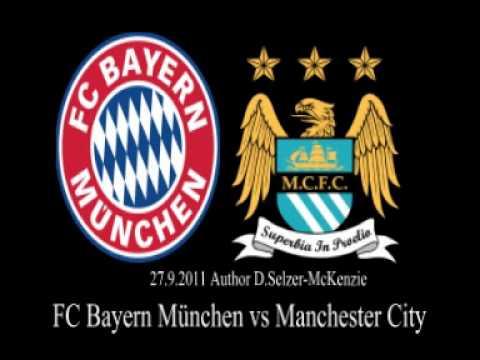 FC Bayern München vs Manchester City 27.9.2011 SelMcKenzie Selzer-McKenzie