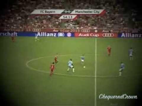 Vincent Kompany vs FC Bayern Munich (Pre-season) [01.08.13] By ChequeredCrown