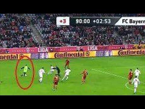Manuel Neuer: Goalkeeper or Midfielder? (Bayern Munich 1-2 Bayer Leverkusen) Bundesliga 2012