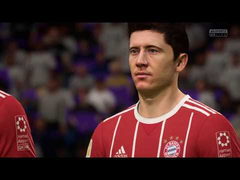 FIFA 18 | Real Madrid – FC Bayern München (2 players) (Nederlands commentaar)