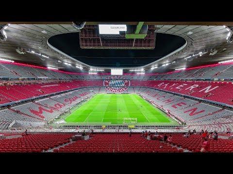 Allianz Arena Umbau | Neue Sitze im FC Bayern Look | Dokumentation | #miasanmia
