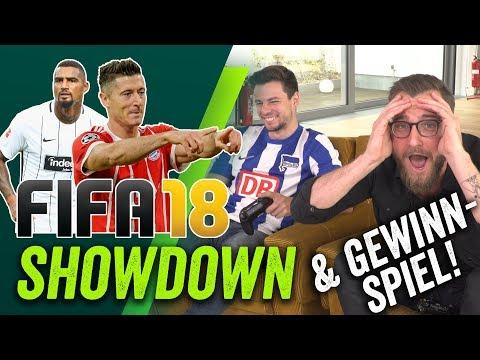 FIFA 18 GEWINNSPIEL – PSG vs. FC Bayern SHOWDOWN! Nico vs. Flo
