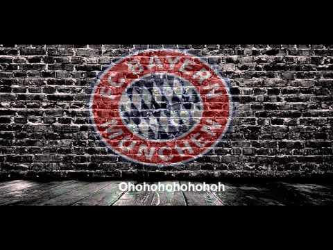 FC Bayern München Fangesänge mit Text/lyrics