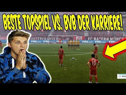 Das BESTE TOPSPIEL vs. BVB der KARRIERE! ⚽🔥 Fifa 18 Karrieremodus Fc Bayern FifaGaming #49