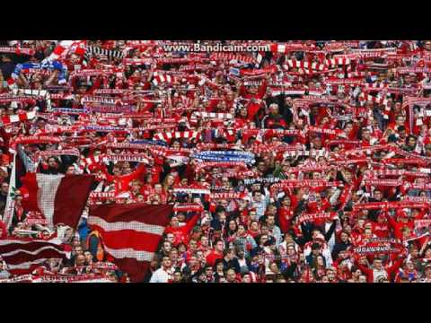 Bayern Munich Goal Song (Full song) Double Remix