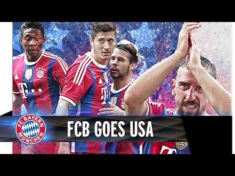 FC Bayern goes USA