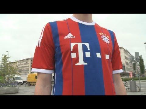 FC Bayern München: Das ist das neue Heimtrikot