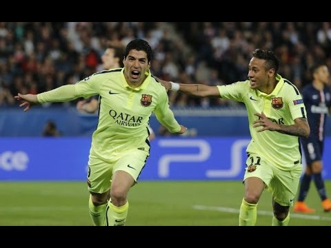 PSG 1 – FC Barcelona 3  UEFA Champions League Carrusel Deportivo Cadena Ser